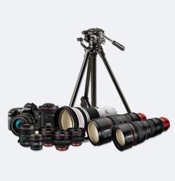 Camera & Lens Bundles