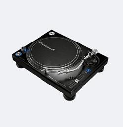 DJ Equipment: Turntables