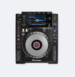 DJ Equipment: CDJs