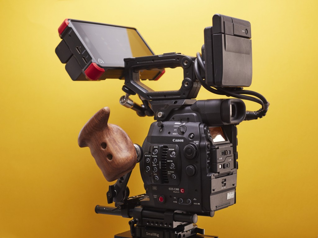 Hire Canon C300 MKii - Handheld kit in London | BorrowFox